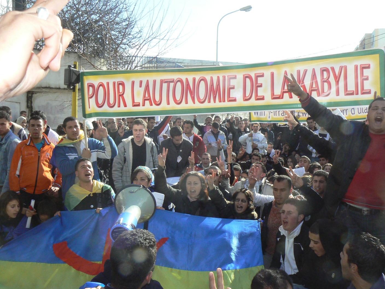 Marche du MAK pour Yennayer