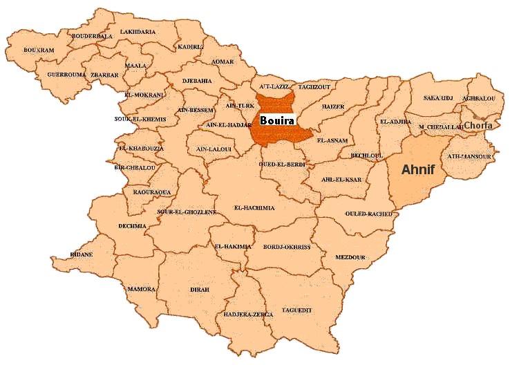 Kabylie Carte Geographique.La Carte De La Kabylie Pour L Autonomie De La Kabylie